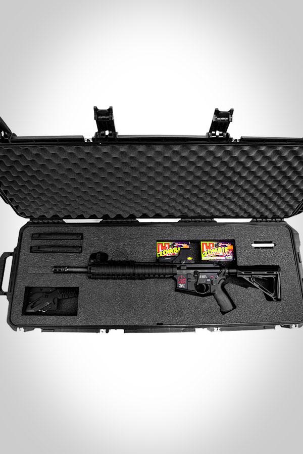 Quick Fire Cases AR15 Rifle Case